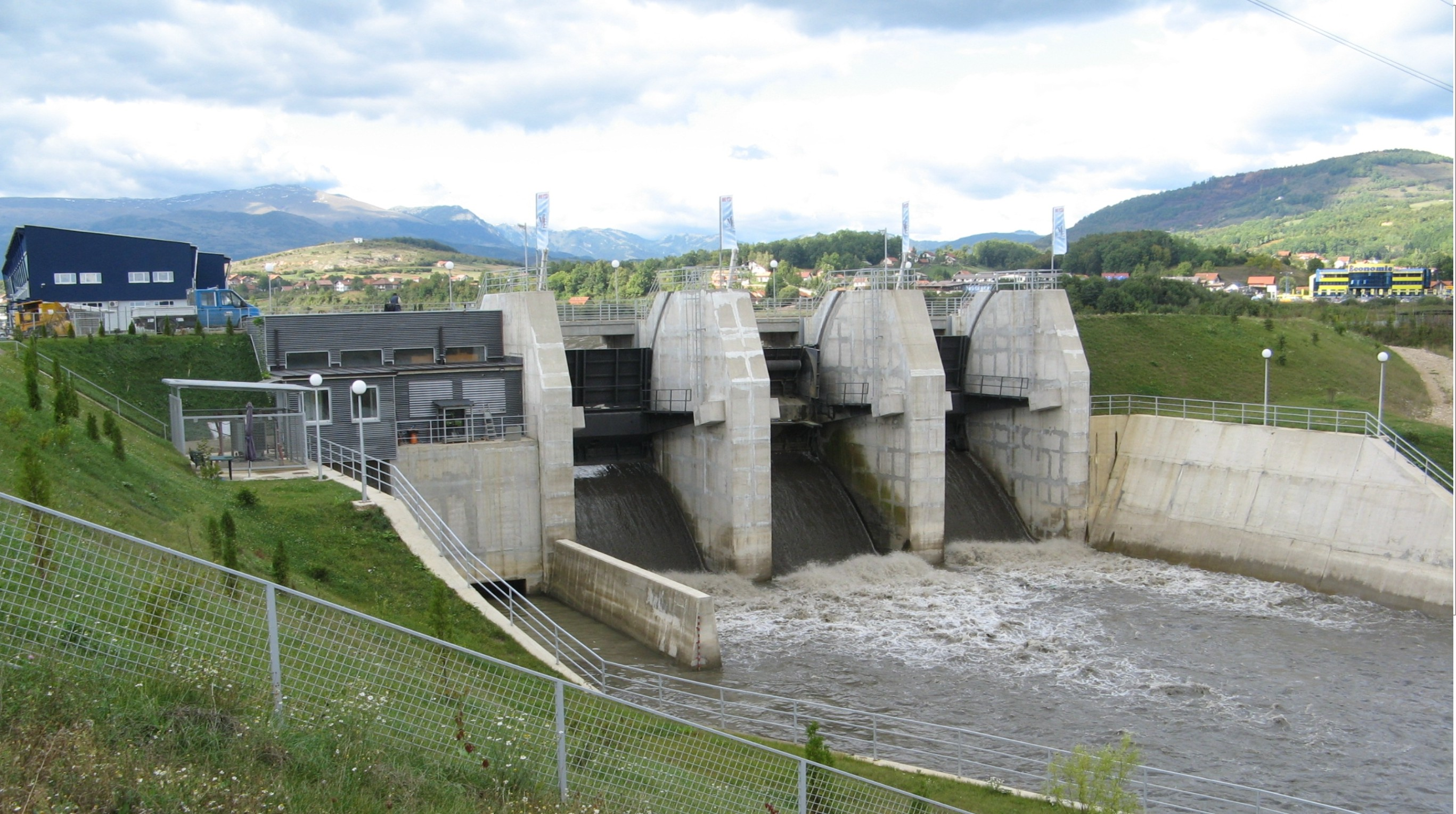 Small Hydro Power Plants